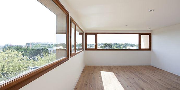 Office National Des Forêts Montpellier - Réhabilitation suite à l'agrandissement des espaces, menuiseries extérieures, dans le respect des normes environnementales.